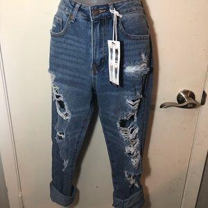 Boyfriend jeans !